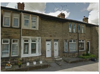 EasyRoommate UK - Double Room in a friendly house close to town - Harrogate, Harrogate - £407 pcm