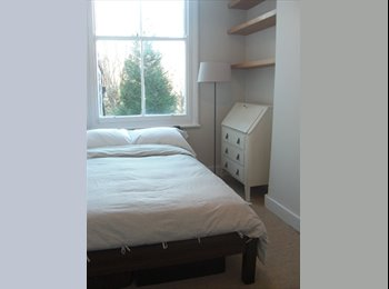 EasyRoommate UK - Quiet, garden view room in warm + bright home - Islington, London - £1,000 pcm