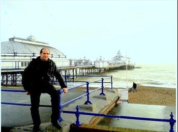 EasyRoommate UK - iulian - 50 - Eastbourne
