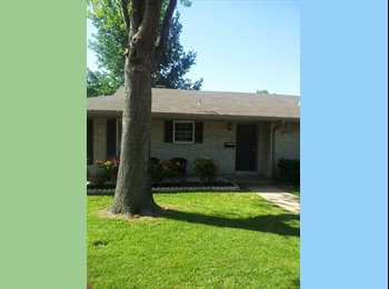 EasyRoommate US - Three BR two BA very nice neighbor hood - Tulsa, Tulsa - $300 pcm