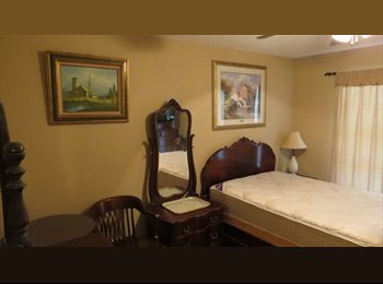 Furnished Bedroom w/ Bath for Rent