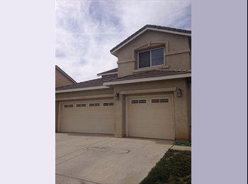EasyRoommate US - Two huge rooms in desired area Qh - Antelope Valley, Los Angeles - $425 pcm