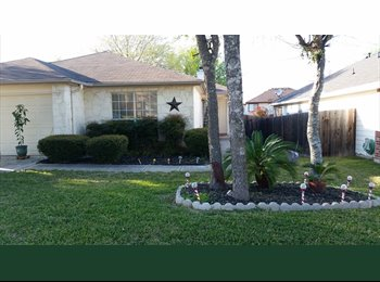 EasyRoommate US - Share Beautiful Home in Pheasant Ridge - NE San Antonio, San Antonio - $450 pcm