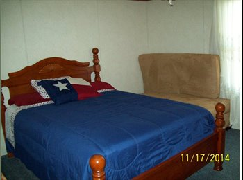 EasyRoommate US - room for rent - New Braunfels Area, San Antonio - $600 pcm