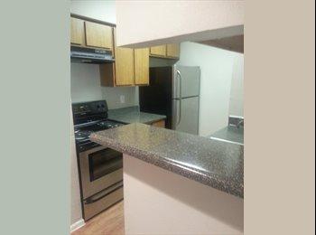 EasyRoommate US - Beautiful 1bd 1b downstairs apartment  - NW San Antonio, San Antonio - $700 pcm