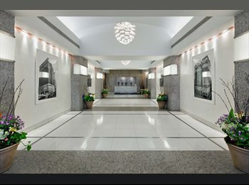 EasyRoommate US - $1390 1 Bdrm in luxury building at Herald Square; - Midtown, New York City - $1,390 pcm