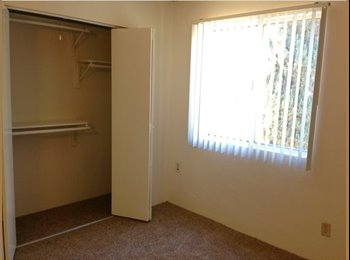 EasyRoommate US - 1 Bedroom Available in a 2 Bed/2 Bath Apartment - Tucson, Tucson - $470 pcm