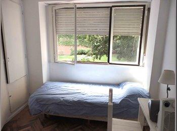 Habitación en Belgrano, servicios incluidos