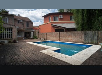 CompartoDepto AR - Casa en tigre amueblada, alquiler de habitaciones - Tigre, Gran Buenos Aires Zona Norte - AR$ 3.500 por mes