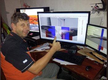 CompartoDepto AR - Casa en zona norte - Tigre, Gran Buenos Aires Zona Norte - AR$ 4.000 por mes