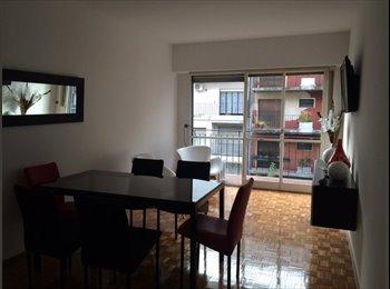 CompartoDepto AR - Cozy room for rent in Recoleta/Barrio Norte - Recoleta, Capital Federal - AR$ 4.000 por mes