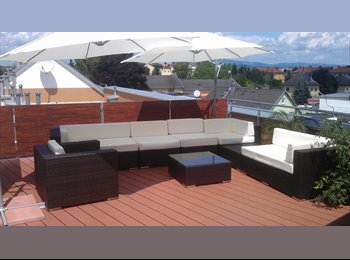 EasyWG AT - Luxus-Penthouse WG - Linz, Linz - 630 € pm