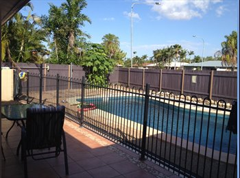 EasyRoommate AU - ROOMS AVAILABLE CLOSE TO HOSPITAL AND UNIVERSITY - Annandale, Townsville - $160 pw