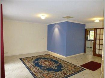 Room available Leeming, good house, good area.