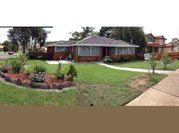 EasyRoommate AU - Room  for rent clean tidy - Blacktown, Sydney - $190 pw