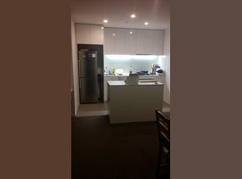 EasyRoommate AU - Great room available in apartment 4km from CBD - Travancore, Melbourne - $230 pw