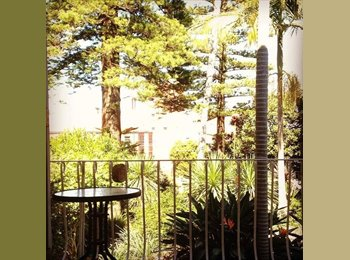 EasyRoommate AU - Dbl room in ocean view 2 bed apt Manly/Fairlight - Fairlight, Sydney - $320 pw