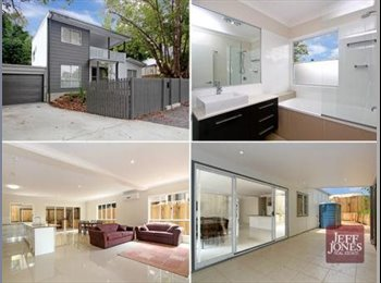EasyRoommate AU - Beautiful Modern House right near the City! - Woolloongabba, Brisbane - $225 pw