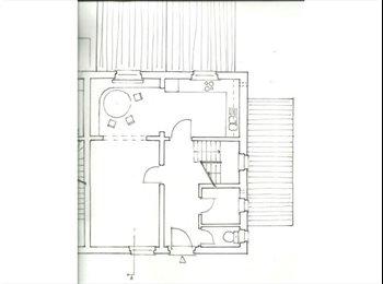 Appartager BE - Maison avec très grand jardin - Chaumont-Gistoux, Chaumont-Gistoux - 1.350 € / Mois