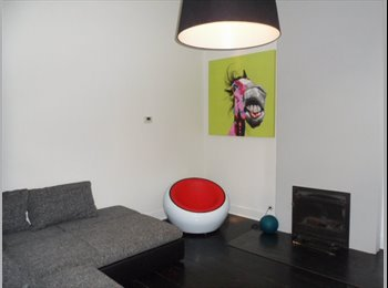 Appartager BE - Colocation Ixelles Place Flagey - Bruxelles-Brussel, Bruxelles-Brussel - 500 € / Mois