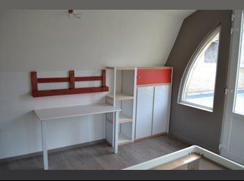 Appartager BE - Chambre d'étudiant dans maison rénovée - Mons-Bergen, Mons-Bergen - 260 € / Mois