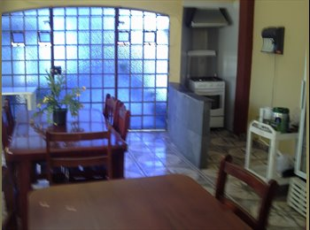 EasyQuarto BR - Quartos  p/ dormir Próx.Casas Bahia Eldorado Diade - Diadema, RM - Grande São Paulo - R$ 299 Por mês