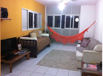 EasyQuarto BR - Quarto em área nobre da Boa Vista - Recife, Recife - R$ 650 Por mês