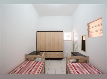 EasyQuarto BR - QUARTO INDIVIDUAL FEMININO - METRÔ ANA ROSA - Vila Mariana, São Paulo capital - R$ 900 Por mês