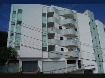 EasyQuarto BR - Alugo apartamento em Juiz de Fora (Estrela Sul) - Outros, Juiz de Fora - R$ 750 Por mês