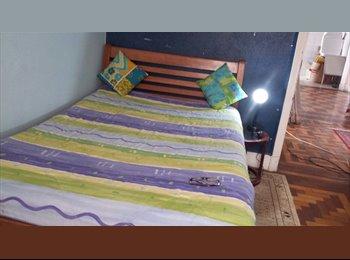 EasyQuarto BR - alugo quarto duplo em vila Isabel R$ 600. - Vila Isabel, Rio de Janeiro (Capital) - R$ 600 Por mês