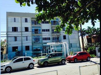 EasyQuarto BR - Quarto em Apto no Itaguaçú (Próx. UDESC/CEFID) - Outros, Florianópolis - R$ 1.000 Por mês