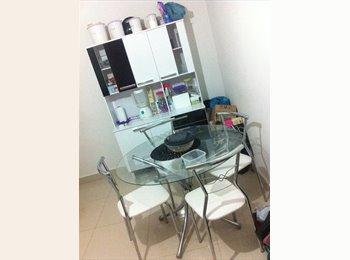 EasyQuarto BR - Alugo quarto vaga feminina  - Ribeirão Preto, Ribeirão Preto - R$ 580 Por mês