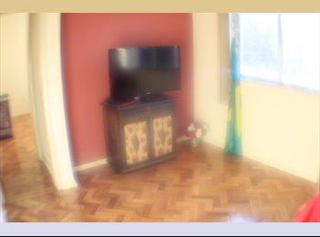 EasyQuarto BR - Individual room for english speaker - Vila Isabel, Rio de Janeiro (Capital) - R$ 600 Por mês