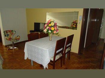 EasyQuarto BR - QUARTO INDIVIDUAL NO CENTRO - Belo Horizonte, Belo Horizonte - R$ 800 Por mês
