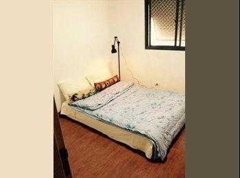 quarto e banheiro individuais p moça (m clínicas)