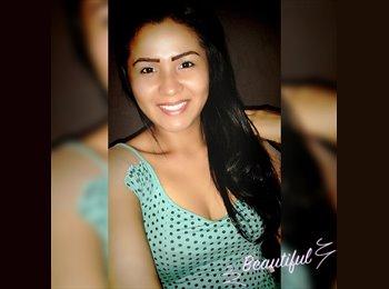EasyQuarto BR - Andresa  - 21 - Manaus