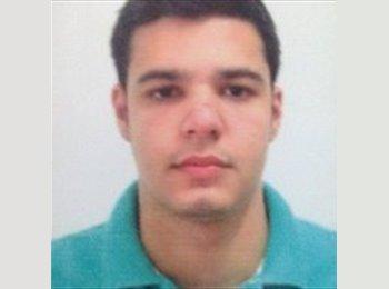 EasyQuarto BR - Luan Filipe - 23 - Ribeirão Preto