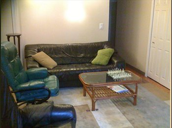 Furnished room 5 min by bus from UBC