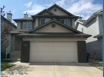 EasyRoommate CA - Room for rent in beautiful home - Calgary, Calgary - $850 pcm
