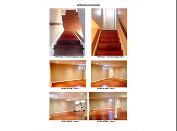 **FOR RENT** 2 Bedroom Basement (Newly Renovated)
