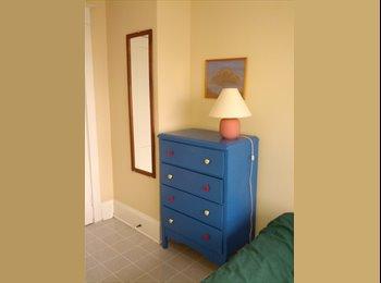 EasyRoommate CA - Bright sunny room; residential street near subway - Greektown, Toronto - $850 pcm