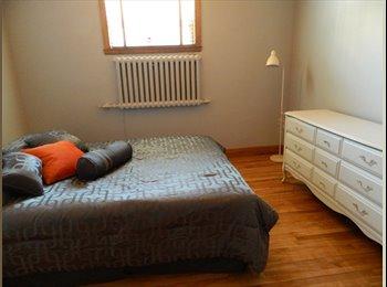 EasyRoommate CA - Chambre meublée à louer - Mercier - Hochelaga - Maisonneuve, Montréal - $550 pcm