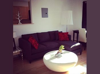EasyRoommate CA - FURNISHED ONE BEDROOM DOWNTOWN: FREE INTERNET, CAB - Regina Area, Regina Area - $950 pcm