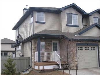 EasyRoommate CA - Highend upgraded townhouse terwilleger for 1 now! - South West, Edmonton - $1,000 pcm