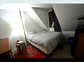 EasyRoommate CA - Furnished room in Trinity Bellwoods park - Queen West, Toronto - $740 pcm