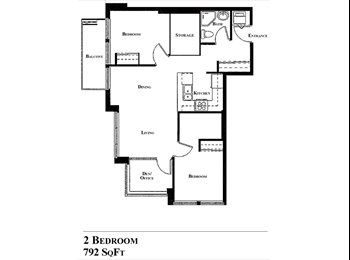 EasyRoommate CA - 1 bedroom in Central Chinatown! - Downtown - Eastside, Vancouver - $1,000 pcm