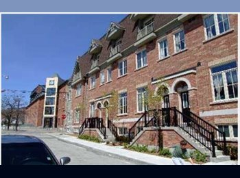 EasyRoommate CA - One Bedroom in 3Bdrm Townhouse - Available May - Corktown, Toronto - $950 pcm