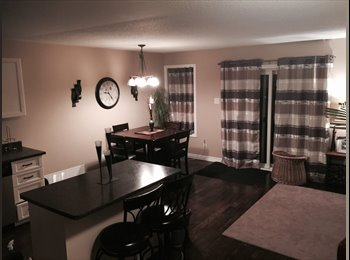 EasyRoommate CA - Looking for a Roommate To share lovely Townhouse! - Western Suburbs, Ottawa - $600 pcm