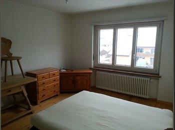 Möbliertes Zimmer im Zentrum von Ebikon