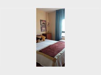 Confortable habitación individual con baño privado